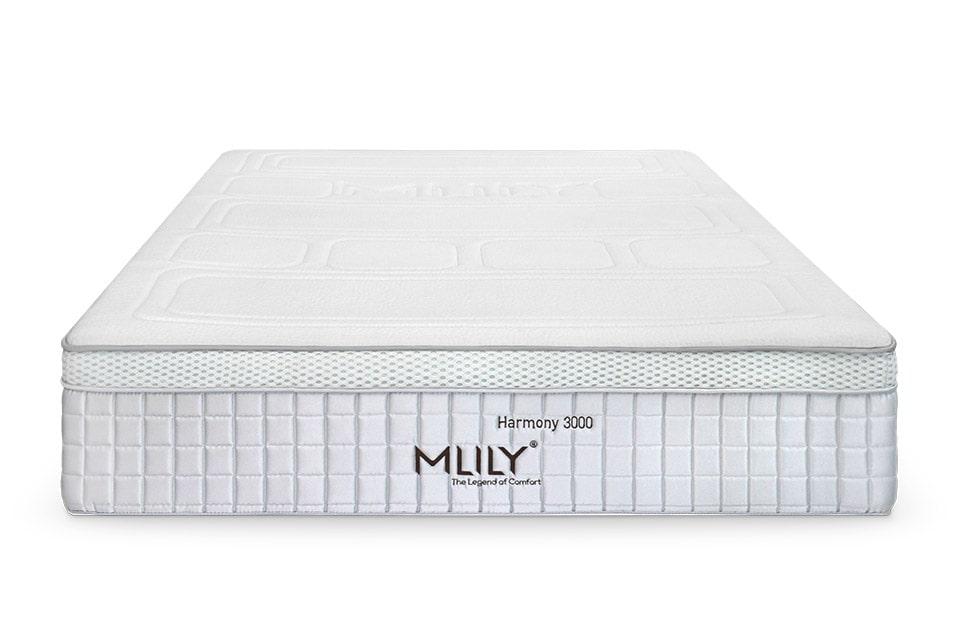 Harmony 3000 - Mattress - Double Mattress - King Mattress - Superking mattress - Gel mattress - Cool Gel Mattress - Foam Mattress - Pocket Sprung Mattress - 3000 Springs - Springs - Sprung - Bedroom - Comfort - Furniture - Mattress - Steptoes - Paphos - Cyprus