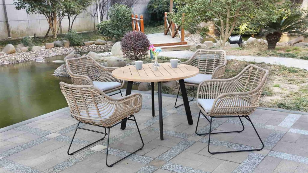 New Garden Furniture - Rattan - Cushions - Garden - Outdoors - Comfort - Summer - Outdoor - Aluminium - Steptoes - Furniture - Paphos - Cyprus 1