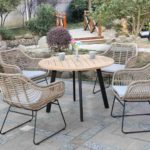 New Garden Furniture - Rattan - Cushions - Garden - Outdoors - Comfort - Summer - Outdoor - Aluminium - Steptoes - Furniture - Paphos - Cyprus 1