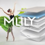 M Lily - Mattresses - Cool Gel Mattresses - Cool Gel - Pocket Sprung - Springs - Foam - Memory Foam - Cool - Cyprus - Mattress - Paphos - Bedroom - Comfort - Cyprus