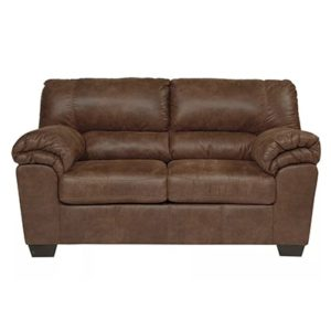 Bladen-Chocolate-2-Seater-Microfiber-Chocolate-Coffee-Chair-Lounge-Comfort-2-Seat-Living-Living-Room-Sofa-Couch-Steptoes