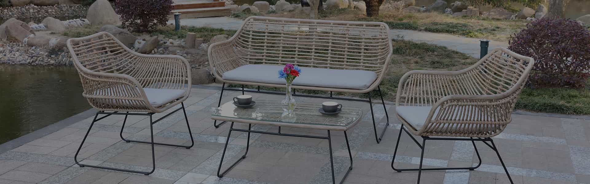 Brand New Garden Furniture - Patio - Garden - Outdoors - Balcony - Outside - Furniture - Lounge - Dining - living - Comfort - Modern - New - Steptoes - Paphos - Cyprus