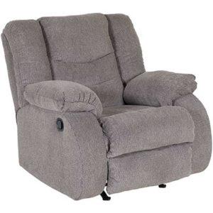 Tulen - Reclining Sofa - Fabric - Recliner - Sofa - Reclining - 2 Seat - 3 Seat - Armchair - 2 Seater - 3 Seater - Chair - Rocker Recliner - Grey - Fabric - Living - Lounge - Comfort - Steptoes - Paphos - Cyprus