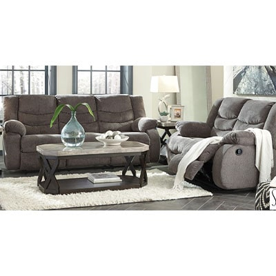 Tulen - Reclining Sofa - Fabric - Recliner - Sofa - Reclining - 2 Seat - 3 Seat - Armchair - 2 Seater - 3 Seater - Chair - Rocker Recliner - Grey - Fabric - Living - Lounge - Comfort - Steptoes - Paphos - Cyprus