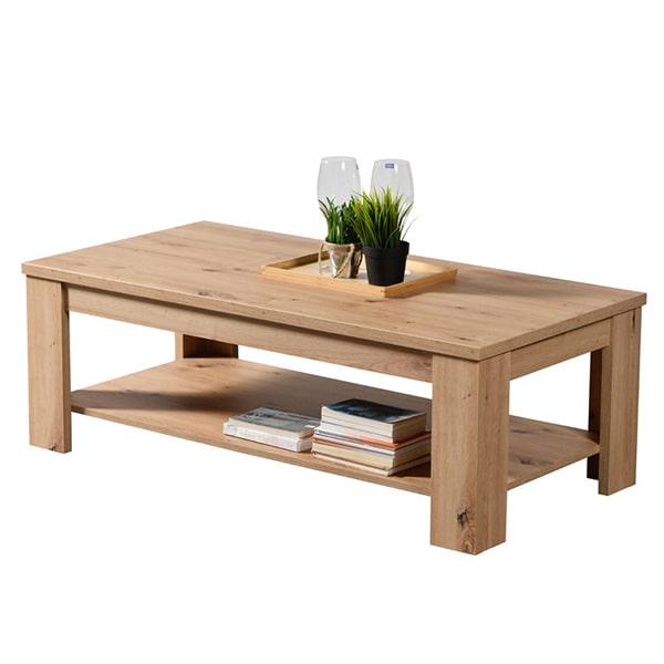 OSCAR KS ZH 1 - Coffee Table - Club Table - Lounge - Living - Stand - Shelves - Glass - Steptoes - Furniture