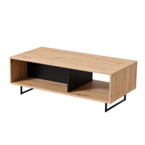 Sardinia Coffee Table - Oak - Artisan Oak - Club Table - Side Table - Lounge - Living - Modern - Furniture - Paphos - Cypurs