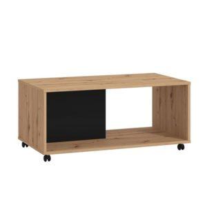 Pico Oak Coffee Table - Pico - Grey Limed Oak - Coffee Table - Lounge - Living - Lounge Furniture - Modern - Flatpack - Furniture - Paphos - Cyprus - Steptoes
